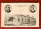 URUGUAY . SALTO ORIENTAL . ISTITUTO POLITECNICO (IPOLL) 1873-1903 . En Médaillon Gervasio OSIMANI & Miguel LLERENA - Uruguay