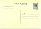 REF LACH - MONACO LUIS II - CARTE POSTALE 12f  ARDOISE NEUVE STORCH LOU L1 - Interi Postali