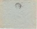 PARIS IX RUE HIPPOLYTE LE BAS  OM FLIER BD SEUL  APPOSÉ À L´ARRIVÉE Du I-.VIII 1935 - LAPALISSE ALLIER DORIAT & FILS - Marcophilie (Lettres)