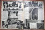 "Magazine Avec Article ""Rochefort"" 1947 - Old Paper"