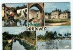 B - 45 - DORDIVES -  Multi - Vues Sur Le Loing  -  éditeur  Valoire - - Dordives