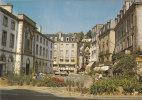 CT. 6622   -   MORLAIX  -   La Place Emile Souvestre Et La Rue Du Chaperon Rouge - Morlaix
