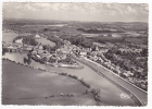 Port Sur Saône - Vue Panoramique Aérienne - La Saône Et Son Canal Latéral Au Coeur De Port Sur Saône - A Circulé En 1961 - France