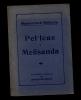 Maurice Maeterlinck: Pel·leas I Melisanda. Drama Líric En Cinc Actes I 13 Quadres. (música òpera Claude Debussy) - Libros, Revistas, Cómics