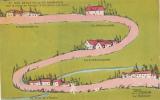 14 - Nos Beaux Villages Normands - Sur La Route De Torigny à Caumont L'Evente - Editeur: F.L N° 21 - France