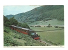 Cp, Trains, The Talyllyn Railway, Voyagée 1981 - Trenes