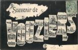 08 VOUZIERS SOUVENIR DE  VOYAGEE EN 1907 - Vouziers