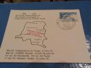 KOLWEZI   =    POST 8 = Bureau Postal Temporaire = 20 Mai 1983 = Exposition OMMEGANG = Libération KOLWEZI  = 5e Ann. - Postmark Collection
