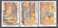 Rep. Of China 2343-5   **  BUDDHIST  SAINT - 1945-... Republic Of China