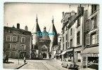 Br - 54 - NANCY - Porte De La Craffe Et La Grande Rue - Automobile - éditeur Estel - - France