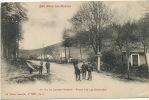 Douaniers Au Col De Lubine Vosges  Edit Weick St Dié No 6807 - Douane