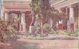 GRECE - Greace - Peristyle Du Palais Achilleon à CORFOU - Précurseur écrit TTB Written - Greece