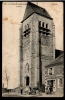 45 LA FERTE SAINT AUBIN . Eglise Animé - La Ferte Saint Aubin