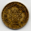 MAROCCO 10 FRANCS 1371 - Marruecos