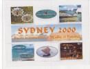 Wallis Et Futuna BF N° 9** Neuf Sans Charniere   Jeux Olympiques De Sydney Sports - Blocks & Sheetlets
