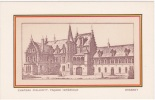 Elewijt : Château. Façade Intérieure - Belgique