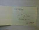 70767)partecipazione Ricordo Prima Comunione Del 1961 - Partecipazioni