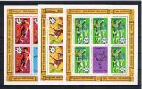 Antigua 1978 - Fußball WM - Mi.Nr.513-15 Kleinbogen** - Antigua Und Barbuda (1981-...)