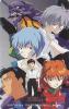 Télécarte Japon - MANGA  - EVANGELION -  ANIME Japan Movie Phonecard - BD COMICS Telefonkarte - 1050 - Cinema
