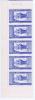 Grand Liban: 1943  Yv 191 Maury 185  Neuf **/ MNH, Coin / Partie De Feuille, 5 Timbres Cote 115 Euro - Gran Libano (1924-1945)