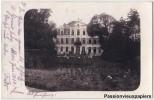 CARTE PHOTO  ALLEMANDE  BERNEEM  KASTEEL SANKT GEORGES 1917  CHATEAU DE LANIER - Beernem