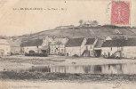 58 METZ Le COMTE  Maisons Du VILLAGE  La Place  ( N° 1 )  Et La MARE En 1906 - France