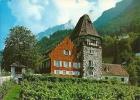 VADUZ.  Rotes Haus. - Liechtenstein