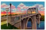 Vintage Postcard, Edmund Pettus Bridge, Selma, Alabama (ref.# 2485a) - Etats-Unis