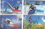 Norfolk Island-2007 Adventure Sports MNH - Norfolk Island