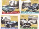 Norfolk Island-2008 Vintage Cars MNH - Norfolk Island