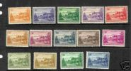 Norfolk Island-1947 Ball Bay ASC 1-14    MNH - Norfolk Island