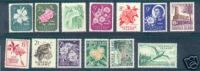 Norfolk Island-1960-62 Flora & Fauna Definitives  ASC 29-41 MNH - Norfolk Island