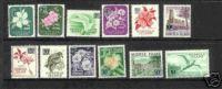 Norfolk Island-1966 Decimals  ASC 62-73 MNH - Norfolk Island