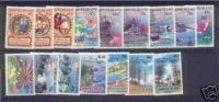 Norfolk Island-1992 Year  ASC 513-528, 16 Stamps    MNH - Norfolk Island