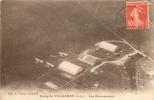 LES BESSONNEAUX CAMP DU VALDAHON HANGARS ET AVIONS AEROPLANES - Aérodromes