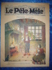 -Le Pele Mêle-23 Septembre 1917-Couverture Par Mars Trick-(Rabier,O´Galop,Armengol Etc....) - Zeitungen