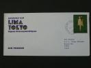 First Fight Cover 5 Apr 1974 Lima Tokyo 39538 - Peru
