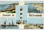 516 - SOUVENIR DE PORT-LA-NOUVELLE ( 5 VUES ) - Port La Nouvelle