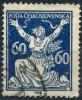 Pays : 464 (Tchécoslovaquie : République)  Yvert Et Tellier N° :   169 (o) - Used Stamps