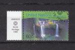 NATIONS  UNIES  NEW-YORK      1999       N° 794    OBLITERE        CATALOGUE YVERT - New-York - Siège De L'ONU