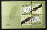 2008 UNGHERIA / HUNGARY - EUROPA CEPT LE LETTERE - FOGLIETTO. MNH - Europa-CEPT
