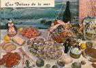 Pk Courseulles Sur Mer:3976:Les Délices De La Mer - Caen