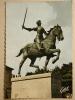 Reims, La Statue De Jeanne D'Arc, Oeuvre De Paul Dubois - Reims