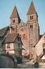 19131 Conques En Rouergue Eglise Sainte Foy -iris 8 - France