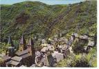 19133 Conques Vue Des Combes. 29 Artaud - France