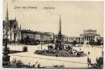 Gruss Aus LEIPZIG  Augustusplatz  1908 - Leipzig