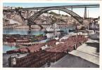 19136 PORTO EXPORTACAO VINHO EXPORTATION VIN PORTO. Foto Luxocolor 48 Barrique - Porto