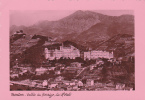 19138 Menton Vallée Borrigo Et Hotel. Munier 119, Rose;