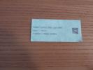 "Ticket De Transport (bus, Métro, Tramway) STAR - RENNES(35) ""Ticket Carnet"" - Europe"