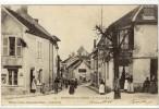 Carte Postale Ancienne Montigny Sur Loing - La Grande Rue - France